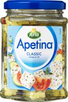 Arla Apetina snack v oleji ve skle 265 g