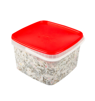 Surimi salát s mořskými řasami v majonéze 3 kg