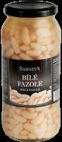 Bílé fazole sterilované 540 g