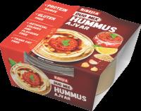 Hummus pomazánka z cizrny s ajvarem 200 g