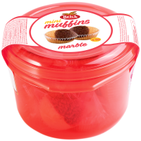 Mini muffiny mramorové v dóze 10 ks/250 g