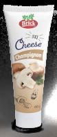 Tavený sýr s žampiony - tuba