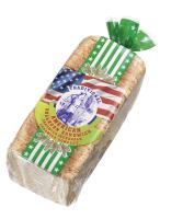 Sendvičový celozrnný pšeničný chléb 750 g