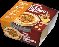 Hummus pomazánka z cizrny s karamelizovanou cibulkou 200 g