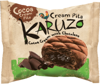 Karuzo kakaové s kakaovo-čokoládovou náplní