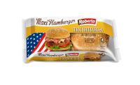 Roberto Maxihamburger bulka sezamová 4 ks/300 g