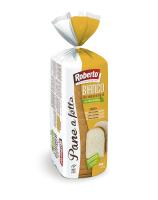 Pane Bianco - chléb bílý pšeničný s olivovým olejem
