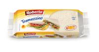 Tramezzino - chléb bílý pšeničný sendvičový bez kůrky 250 g
