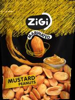 Arašídy s příchutí hořčice 70 g
