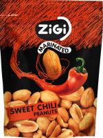 Arašídy s příchutí sladkých chilli papriček 70 g