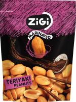 Teriyaki arašídy