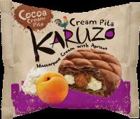 Cocoa Karuzo kakaové s náplní mascarpone-meruňka