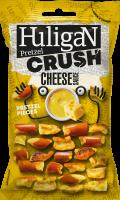 Lámané preclíky s příchutí sýrové omáčky