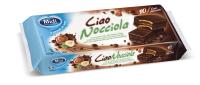 Ciao Nocciola - snack s lískooříškovou náplní a kakaovou polevou