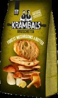 Krambals s příchutí lesních hub & másla 70 g