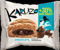 Karuzo světlé s kakaovo-čokoládovou náplní