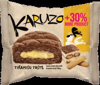 Karuzo kakaové s náplní Tiramisu
