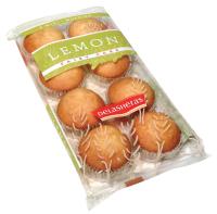 Mini muffiny citronové