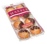 Mini muffiny mramorové