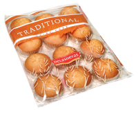 Muffiny tradiční