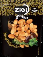 Marinované arašídy s příchutí středomořského koření