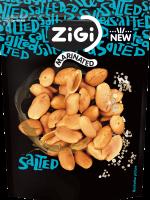 Marinované solené arašídy