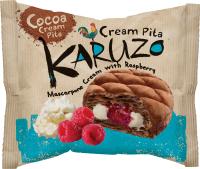 Cocoa Karuzo s náplní mascarpone-malina