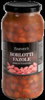 Borlotti fazole sterilované 540 g